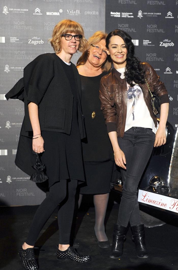 Ana Petričić Gojanović, Mani Gotovac i Kristina Krepela