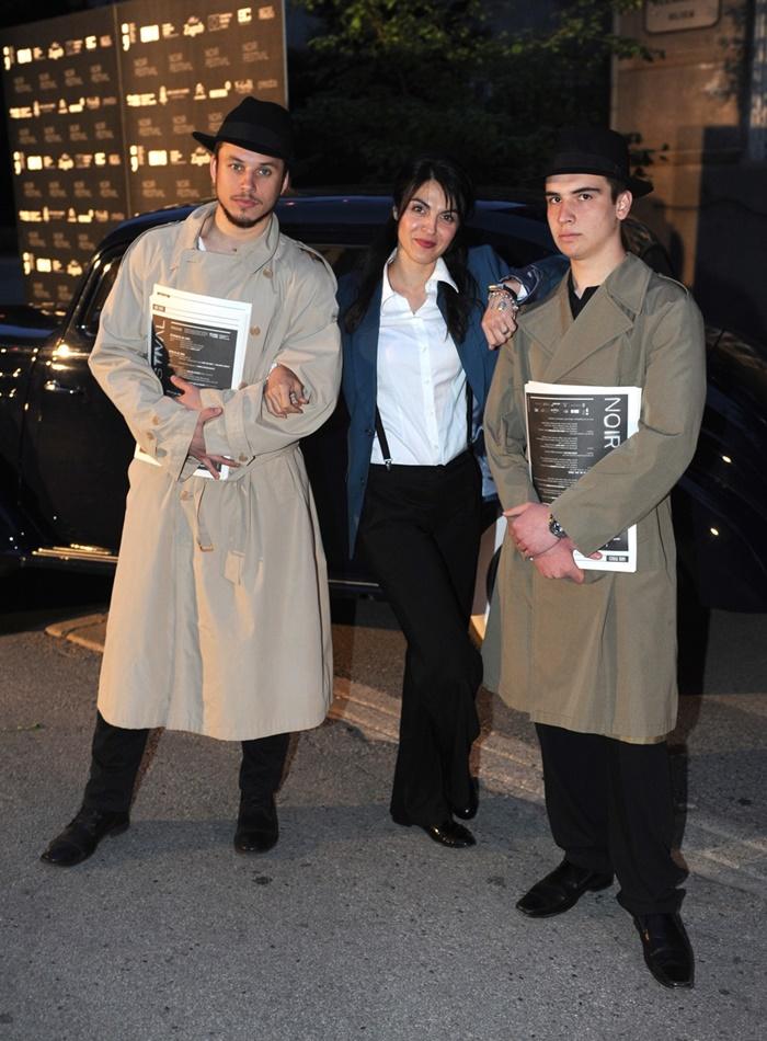 Nera Stipičević s detektivima