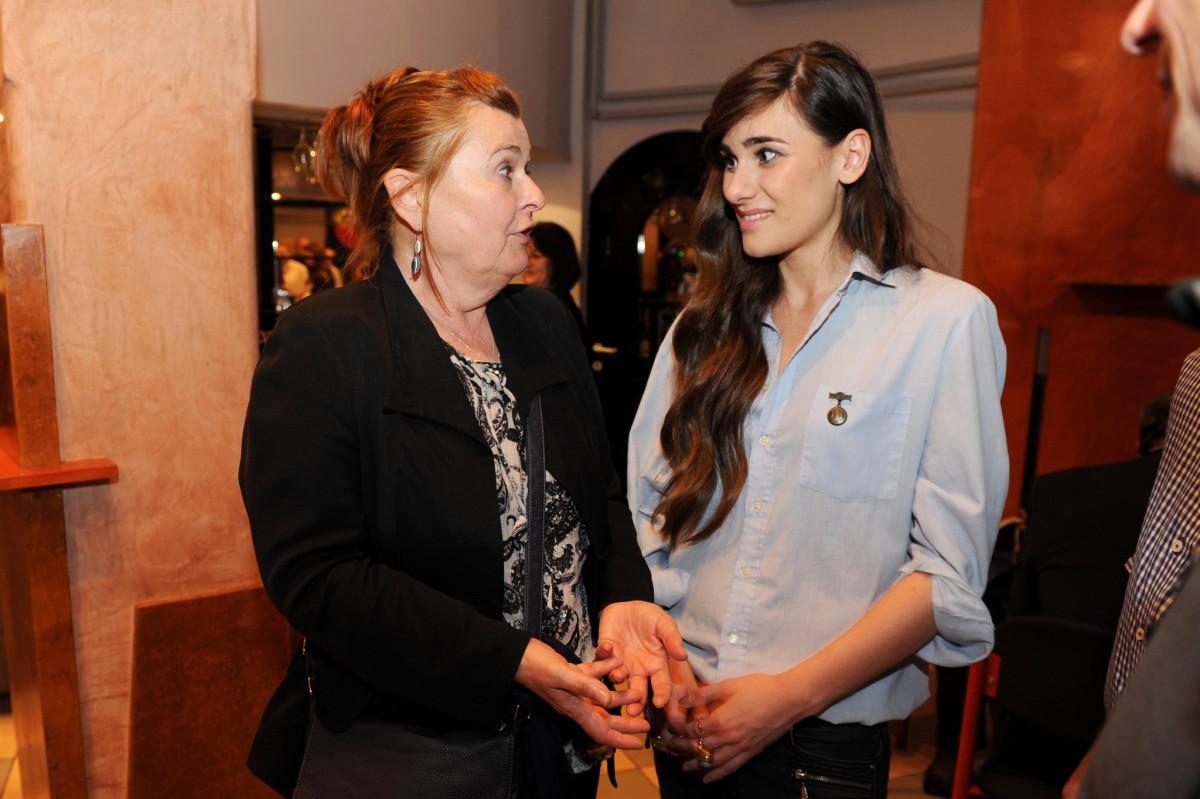 Mirela Brekalo i Erna Rudnički