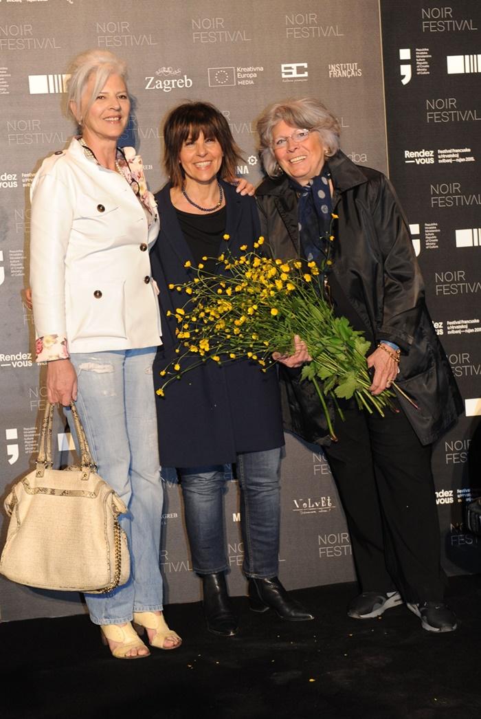 Zvončica Vučković, Desanka Vranjican i Lili Šekoranja