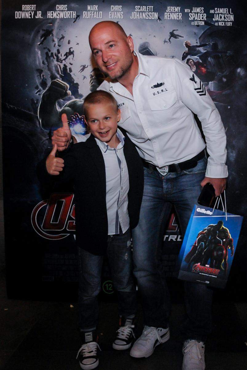 Rene Bitorajac i sin