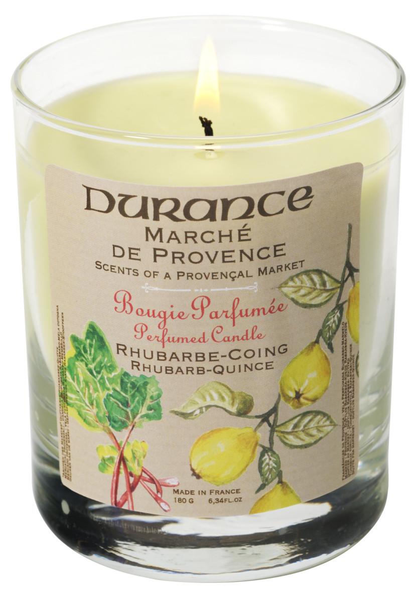 Durance mirisna svijeća rabarbara - dunja