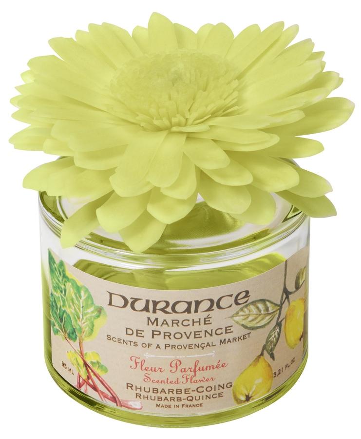 Durance mirisni cvijet rabarbara-dunja