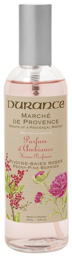 Durance parfem za prostor bożur - ružičasta borovnica