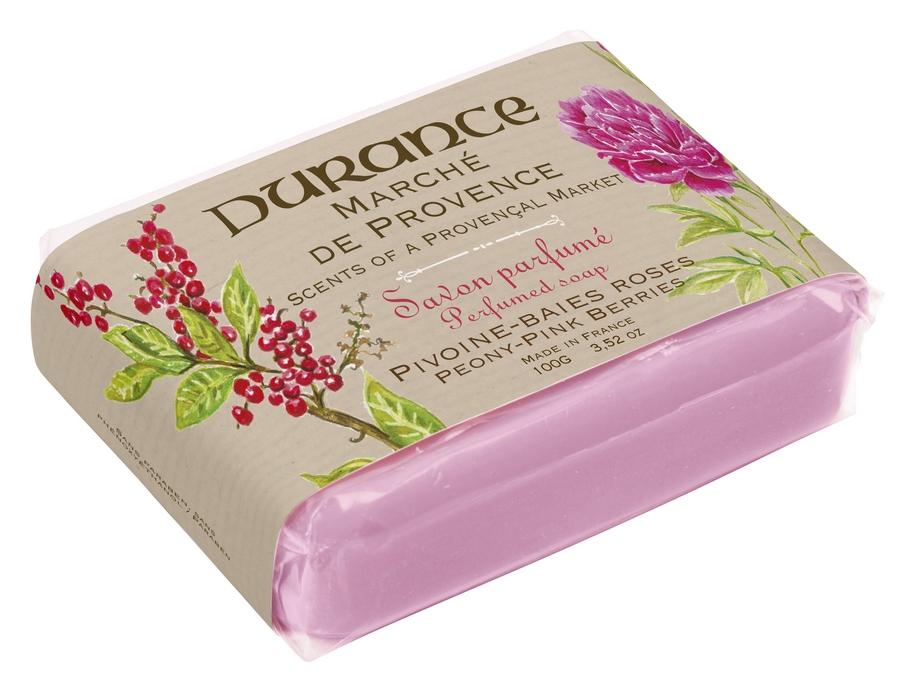 Durance sapun bożur - rużičasta borovnica