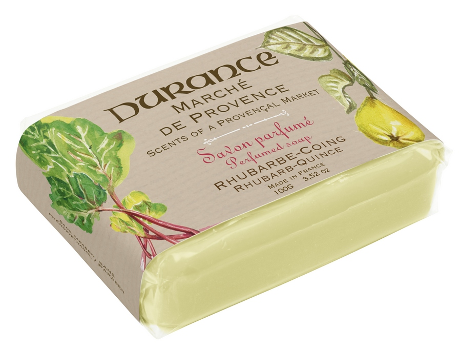 Durance sapun rabarbara - dunja