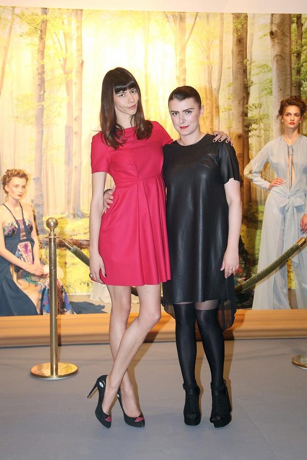 Petra Friganović i Đurđica Vorkapić