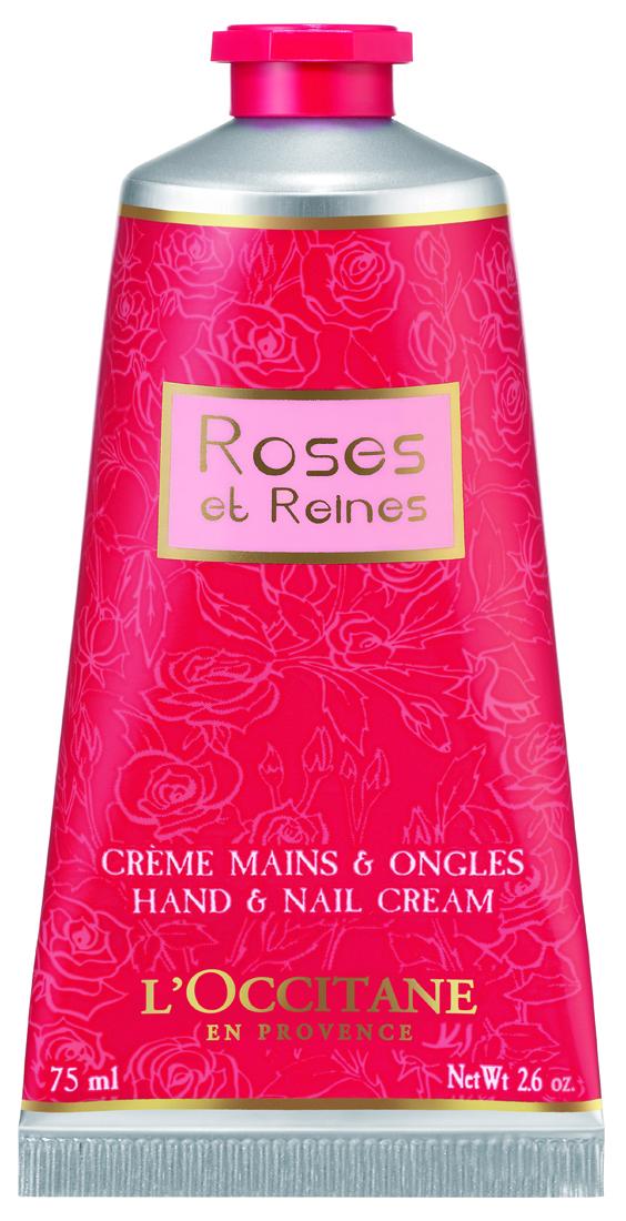 Krema za ruke i nokte Ruže i kraljice 75 ml.