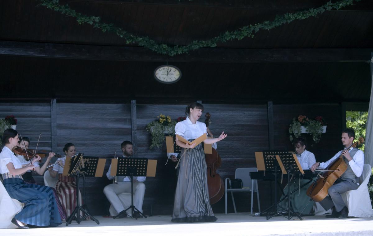 Promenadni koncert u organizaciji Turističke zajednica grada Zagreba