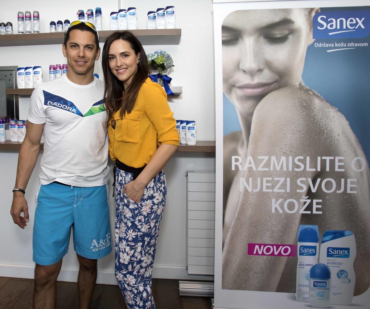 Mario Valentić i Lana Jurčević