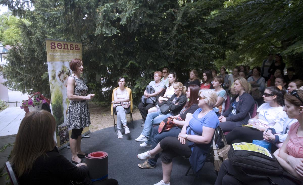 Senka Ljubić, predavanje o astrologiji