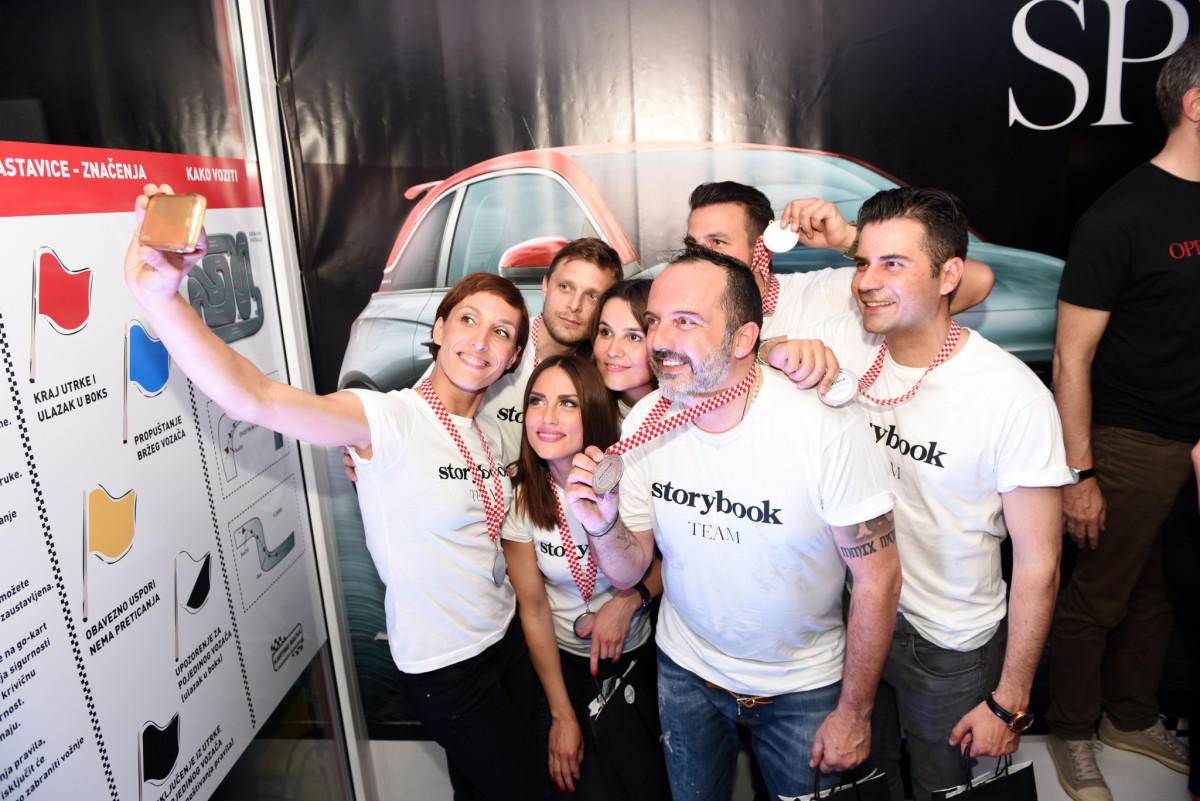 Tony Cetinski, Ante Vrban, Antonija Stupar Jurkin, Larisa Navojec, Samir Šećerkadić, Branimir Ceboci, Vedrana Čarapović