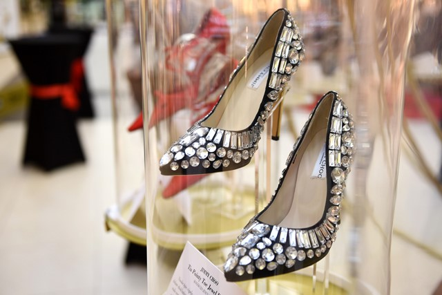 We Love Shoes, Jimmy Choo