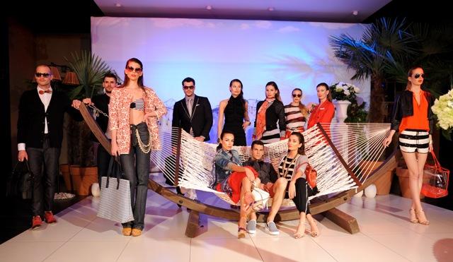 XYZ Luxury Point Fashion show