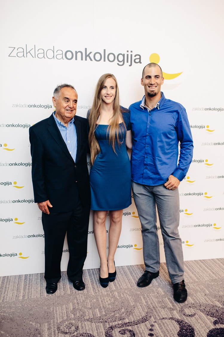 prof.dr.sc. Mirko Šamija, Manuela i Martin Sinković