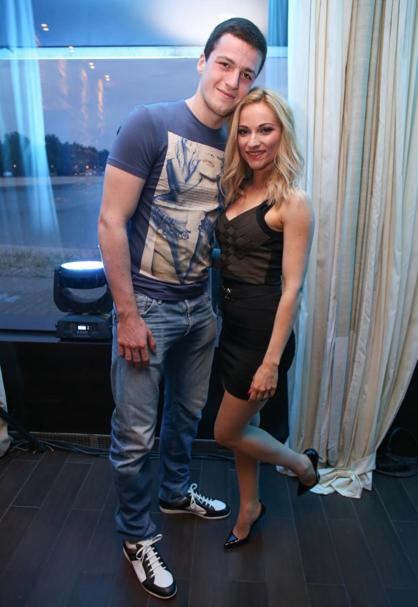 Filip Ivić i Pamela Ramljak
