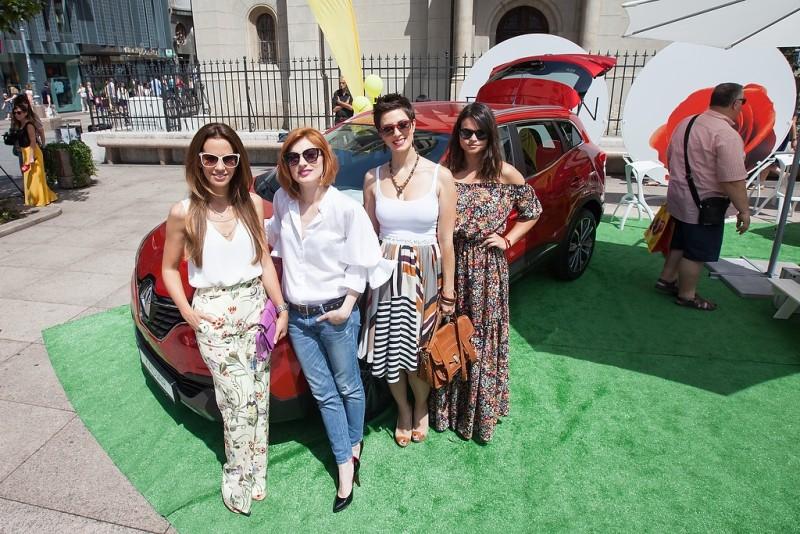 Korana Gvozdić, Vanda Winter, Lorena Nosić i Anamarija Asanović