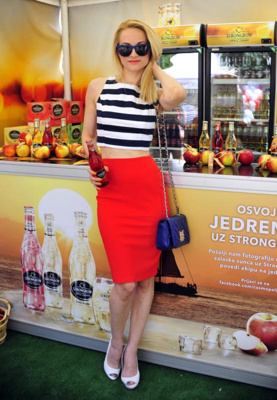 Pamela Ramljak isprobala je Strongbow Apple Cider