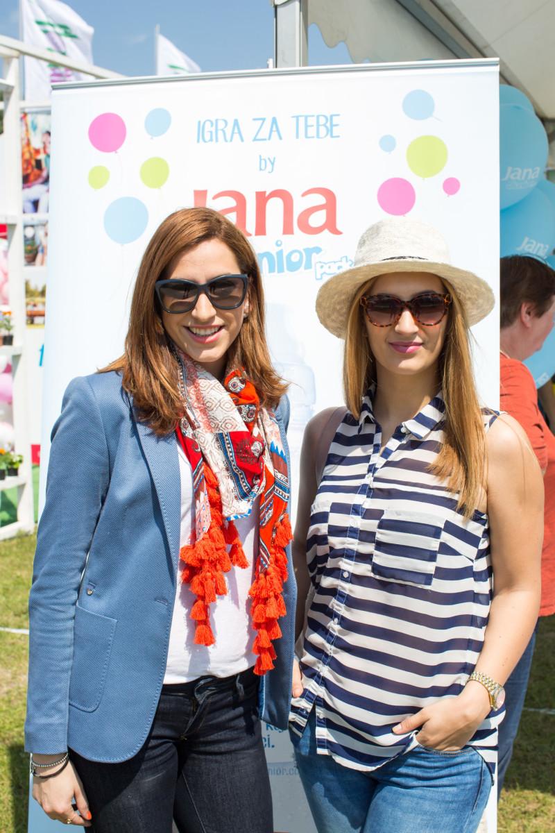 Group brand manager u Jamnici Jelena Mijailović i Bruna Oberan, lijepi glas The Vioce-a