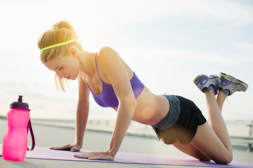 kako smršaviti vježbanjem kod kuce
