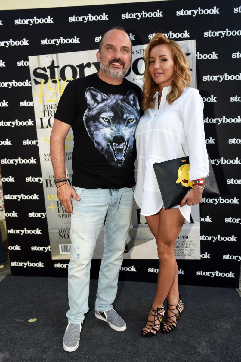 Tony i Dubravka Cetinski