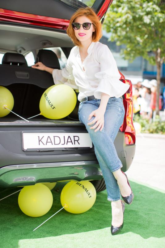 Vanda Winter uz Renault Kadjar