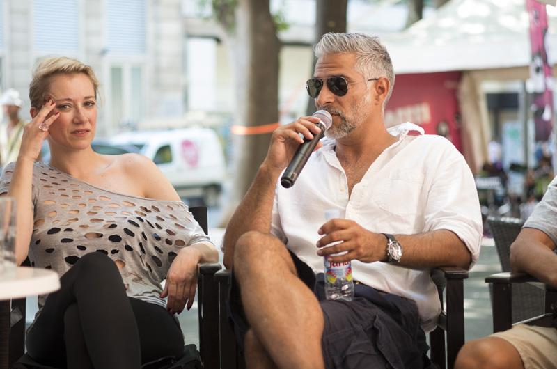 Lana Barić i Sebastian Cavazza