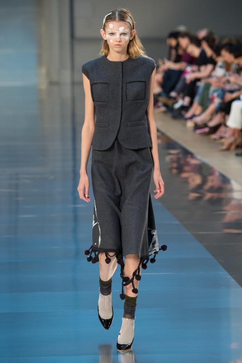 'Maison Margiela' - Haute Couture Fashion show