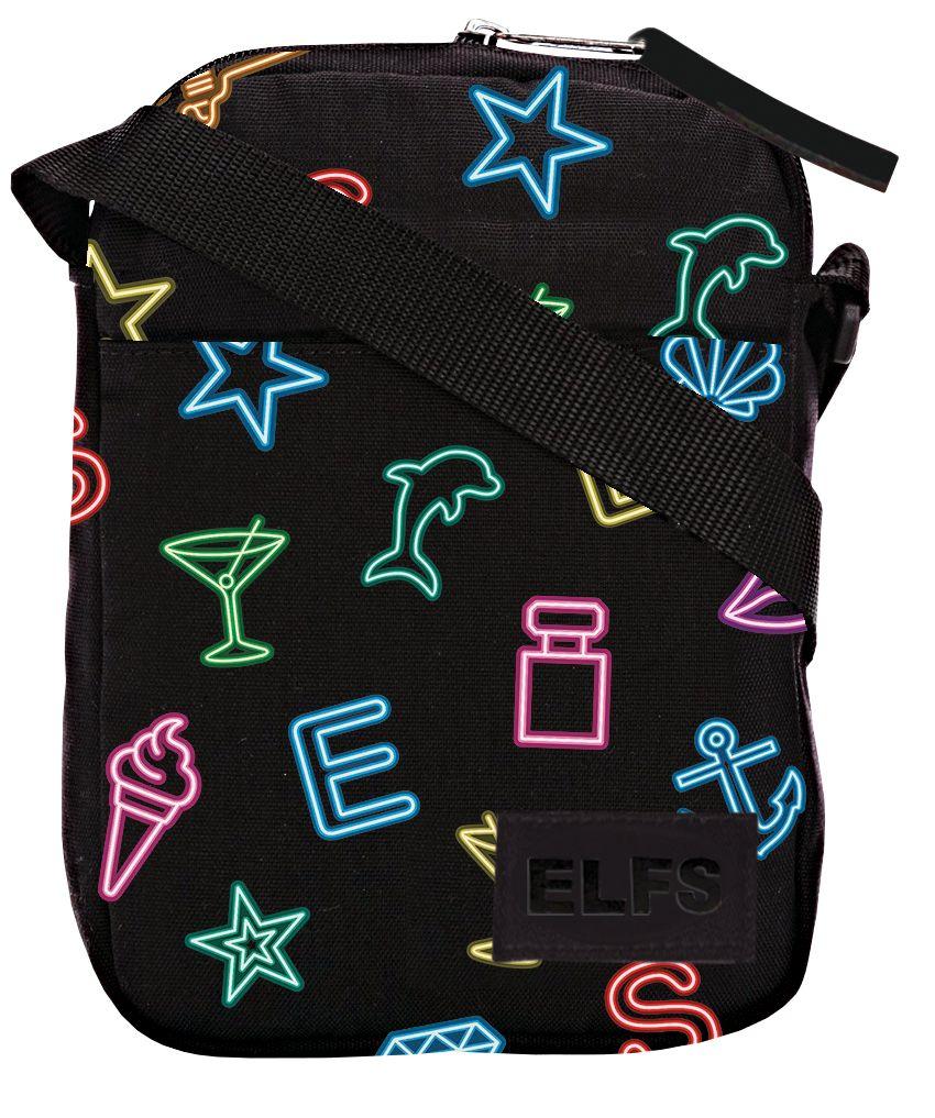 ELFS torbica na jedno rame Neon
