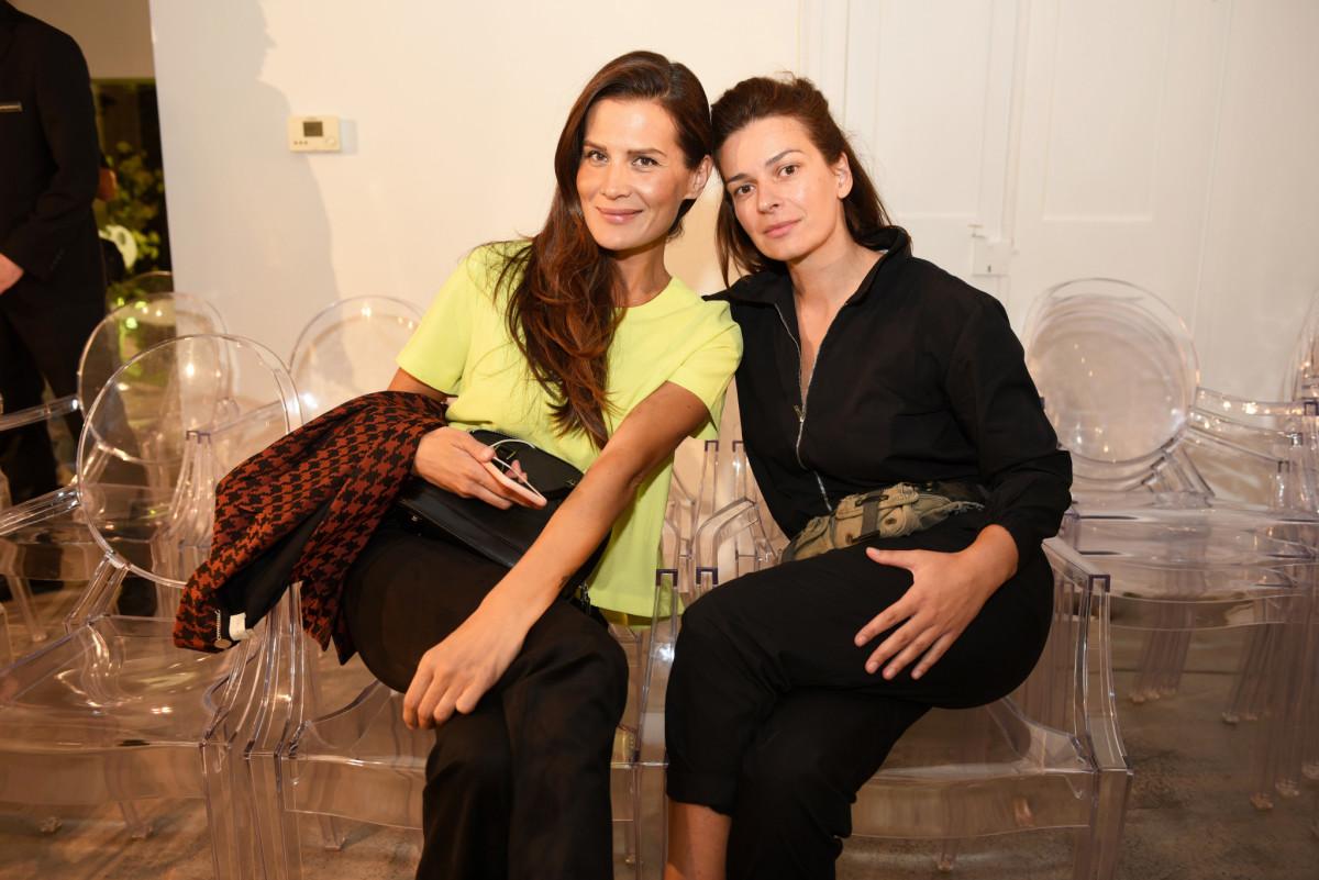 Iva Balaban i Kristina Bangoura