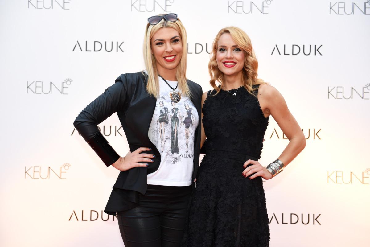 Lea Mijatović i Ana Radišić