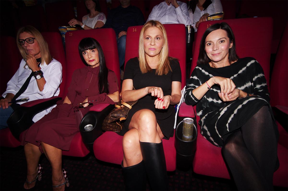 Matija Vuica, Nives Ivanković i Daniela Trbović