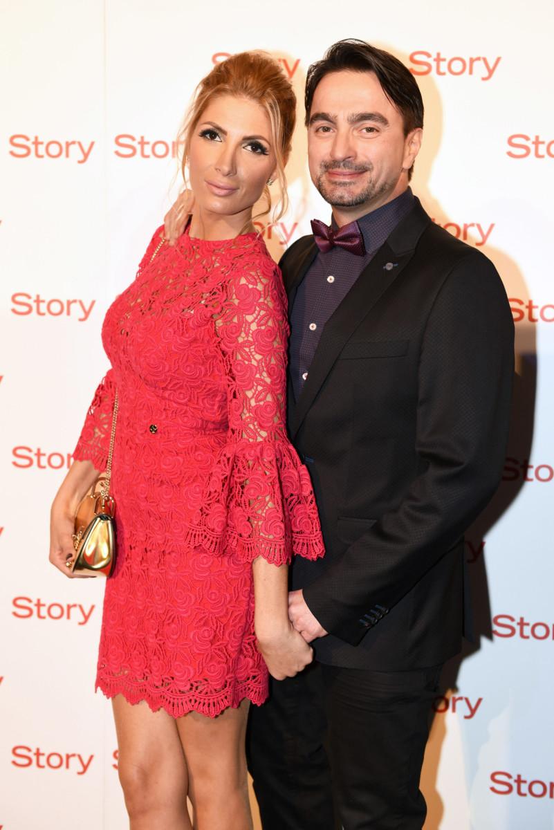 Joško Čagalj Jole i supruga Ana