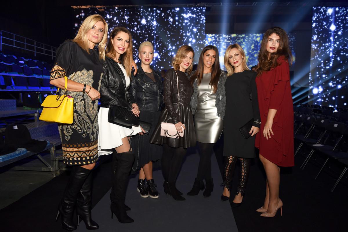Vanja Mamić, Ivana Šundov, Ana Miščević, Tea Blažević, Kristina Burja, Ivana Marić i Alma Bukvić