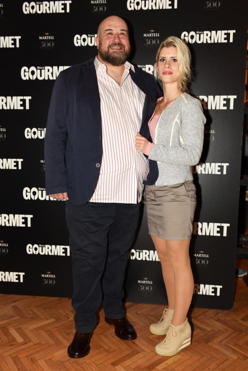 Andrej Barbieri i Jelena Šironja