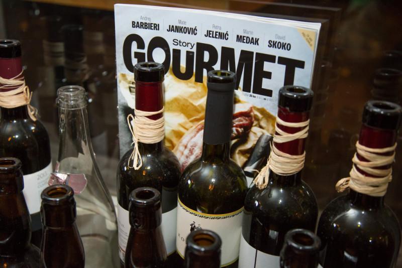 Promocija StoryGourmet magazina