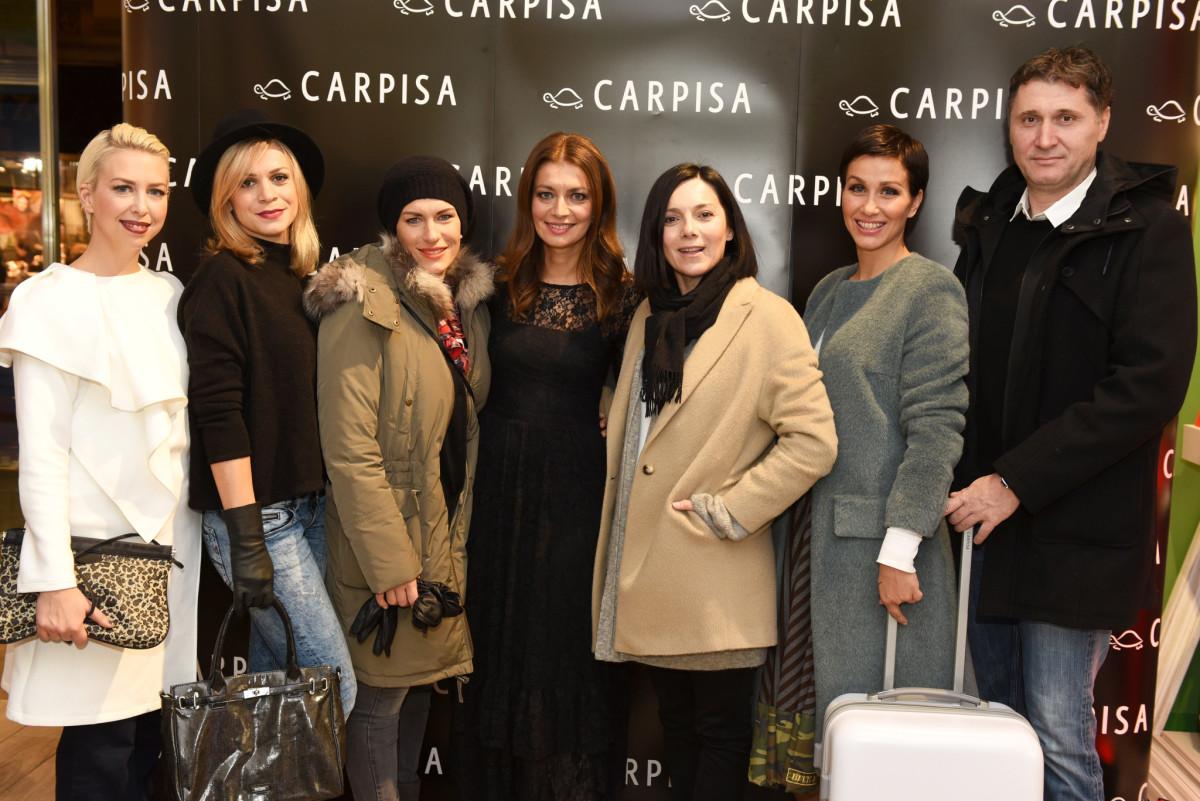 Ana Miščević, Ivana Marić, Nika Fleiss, Sandra Vranješ Milić, Daniela Trbović, Ana Gruica i Hrvoje Šalković