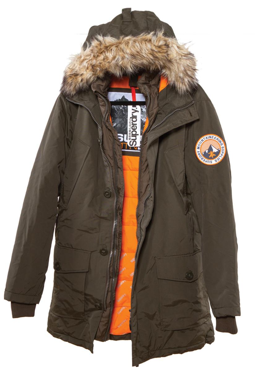 Superdry Everest Jacket, 1359,00kn