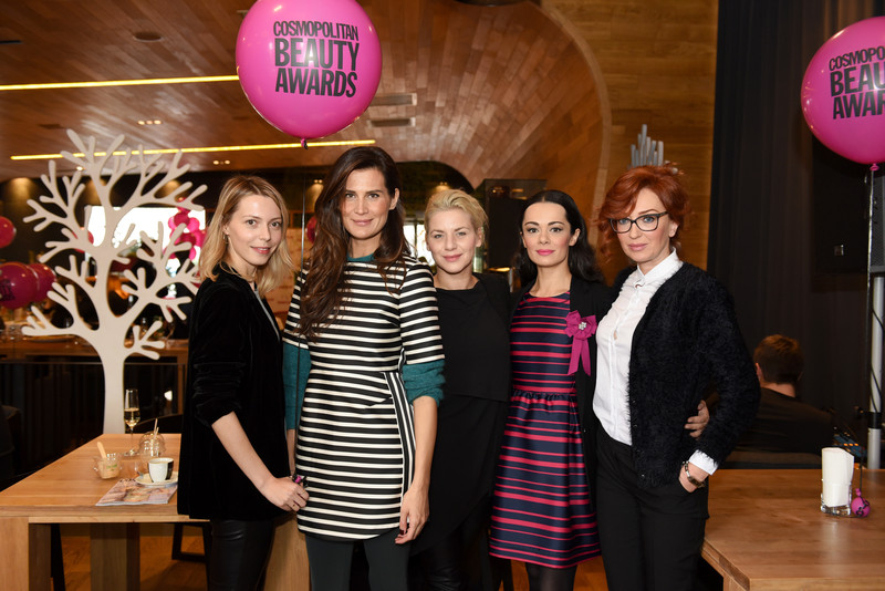 Simona Antonović, Iva Balaban, Ana Begić Tahiri, Kristina Krepela i Pamela Elekeš