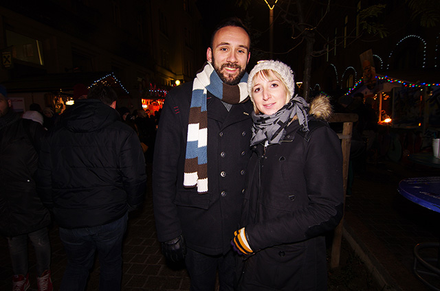 Antonio Franić i Nika Ajduković
