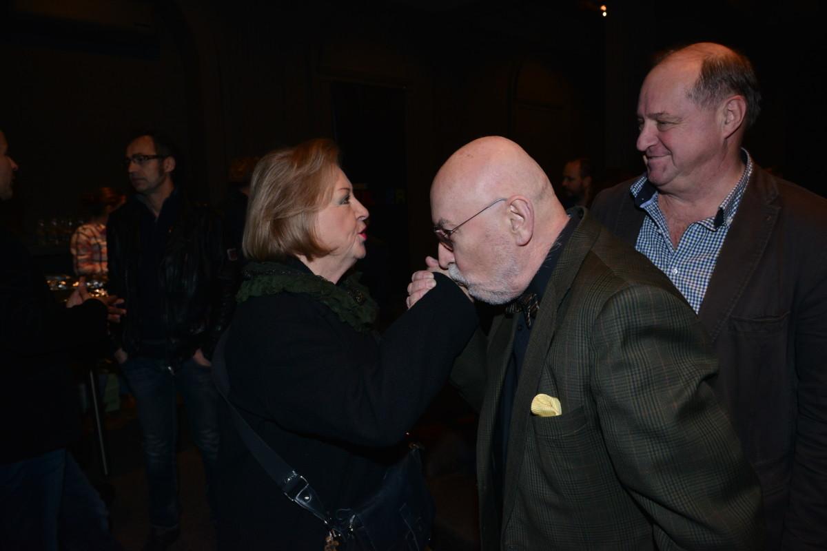 Gabi Novak i Branko Bulić Bula