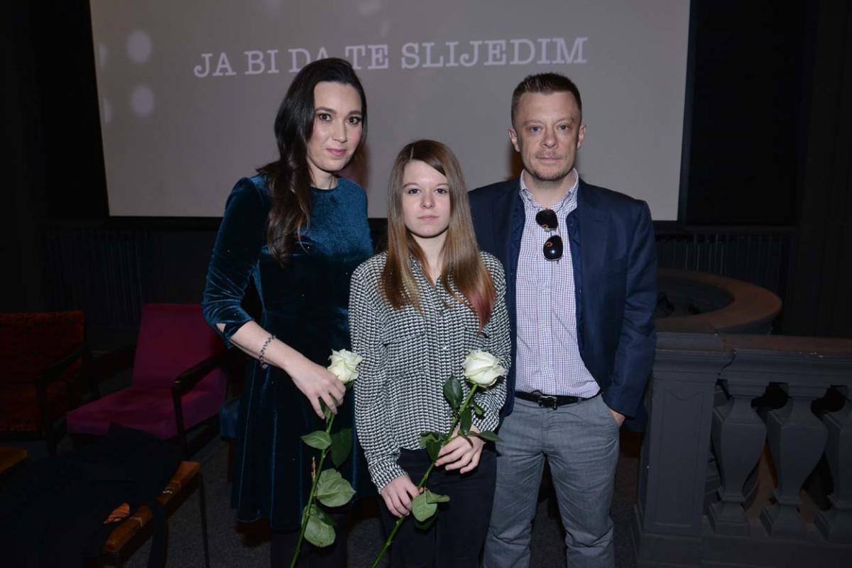 Lea Dekleva, Lu i Matija Dedić