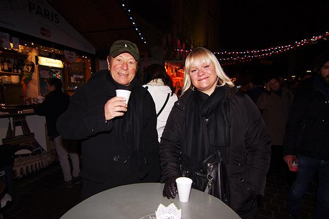 Miro Ungaro i supruga Sara