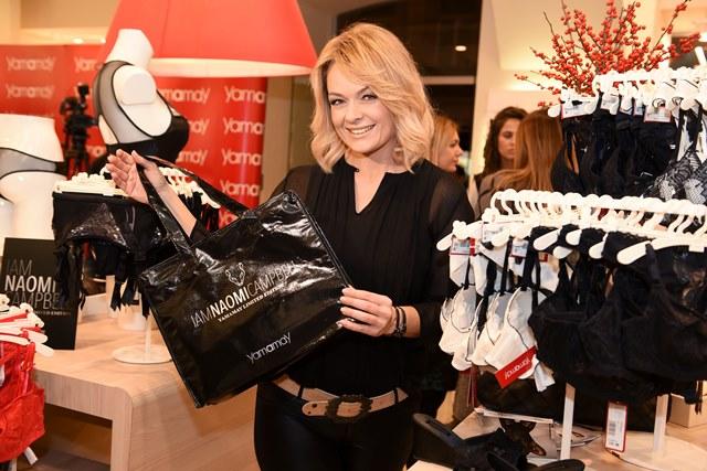 Renata Končić Minea_Yamamay store