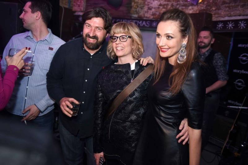 PR menadžer u Opelu Neven Novak, Ana Gojanović iz PRiredbe i direktorica marketinga u Agrokor grupi Ivona Janjić