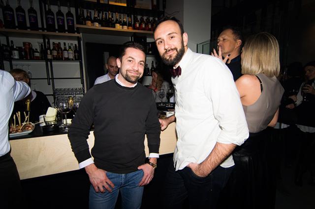 Frano Domitrović i Antonio Franić