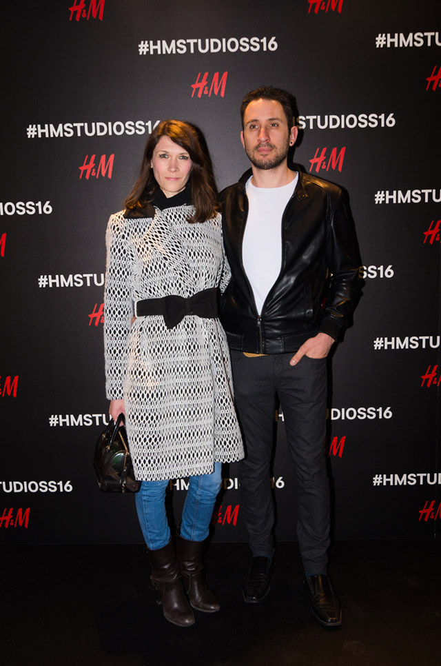 Martina Felja sa suprugom Enricom