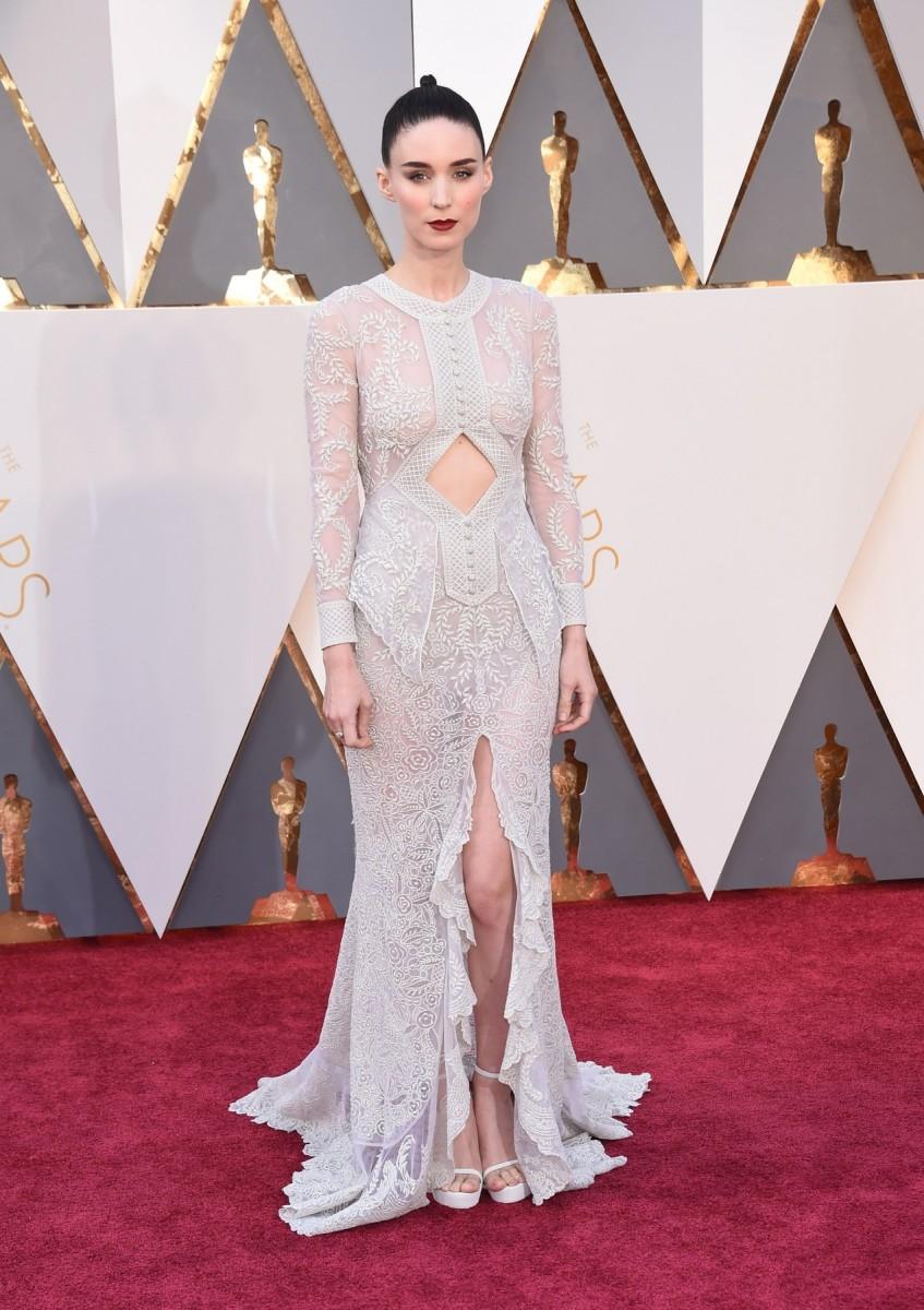 Rooney Mara nosila je Givenchy
