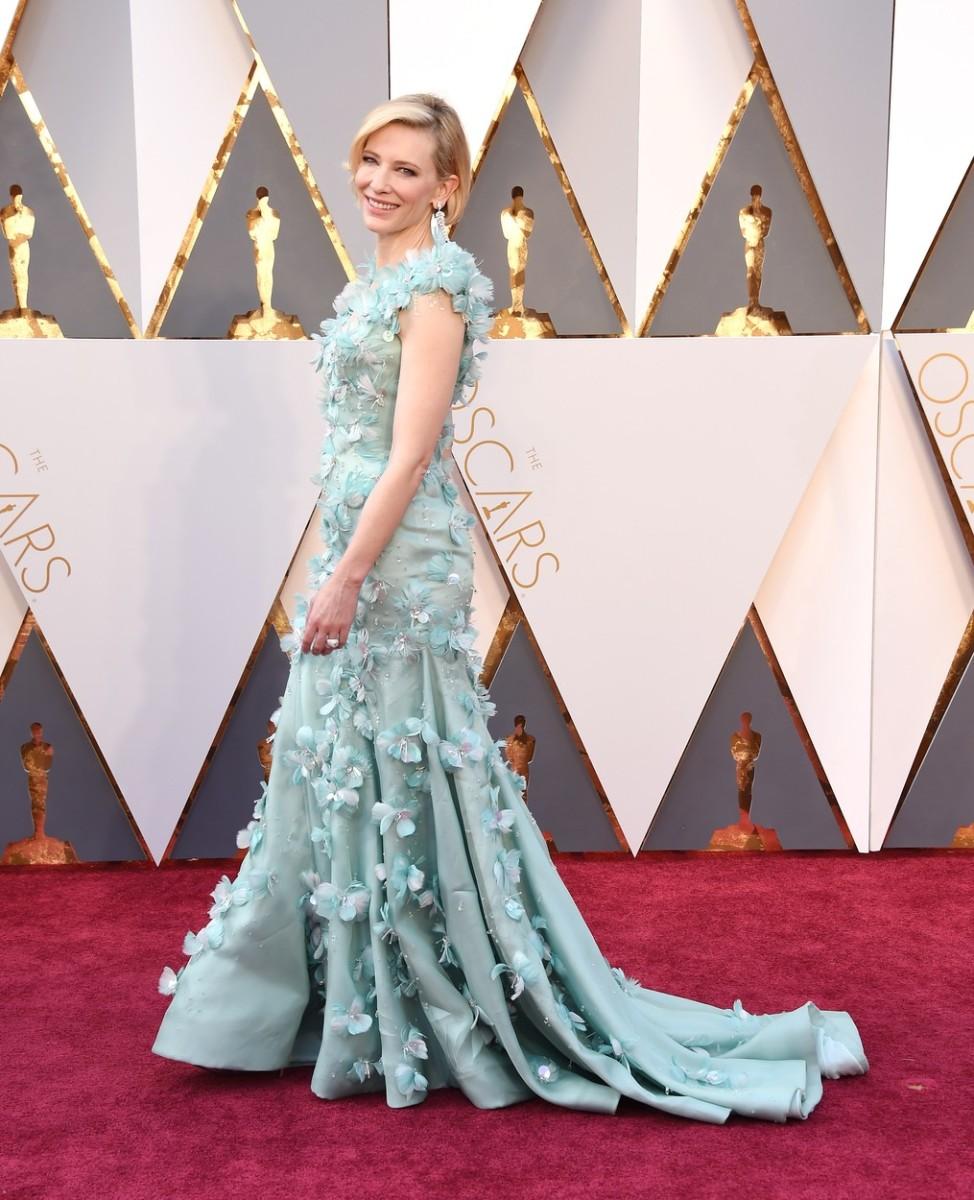 Cate Blanchett nosila je Armani Prive