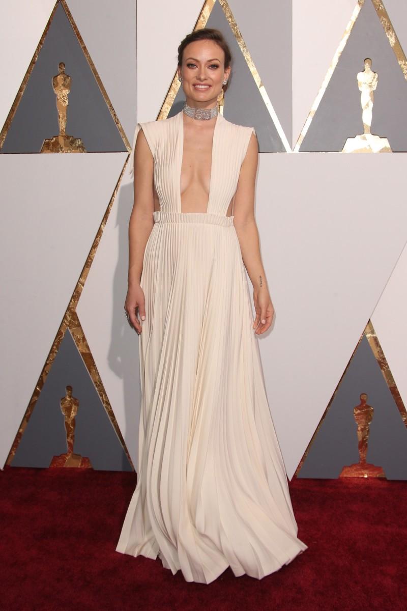 Olivia Wilde nosila je Valentino Couture